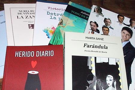 Sorteo especial de Verano 2016: lote de 20 libros