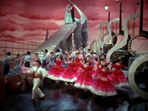 blog La reina mora 1954