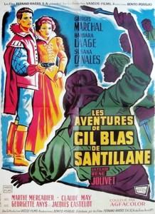 blog Una aventura de Gil Blas de Santillane